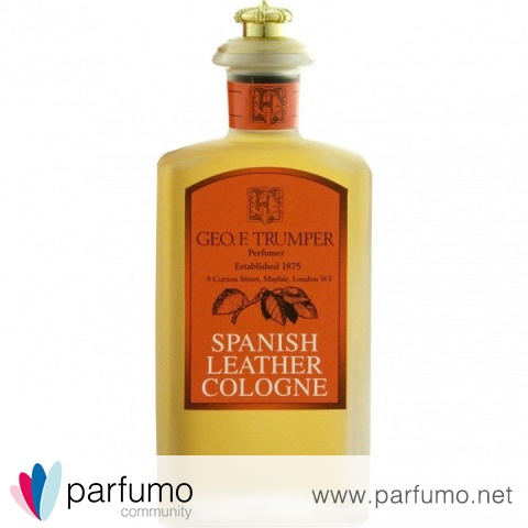 Spanish Leather (Cologne) by Geo. F. Trumper