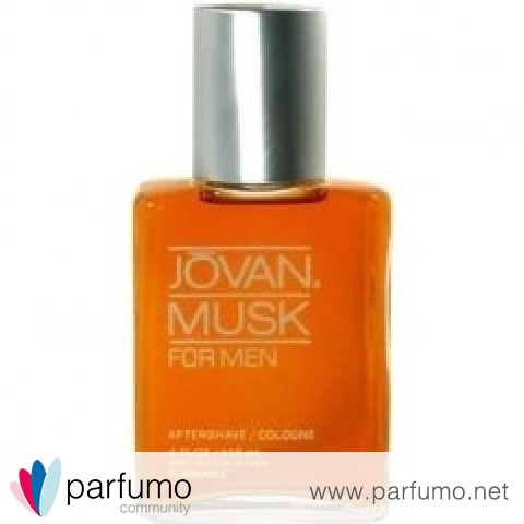 Musk for Men (Aftershave) by Jōvan