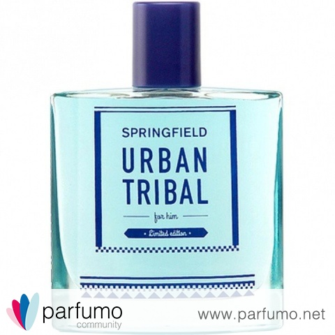 Urban Tribal for Him by Springfield