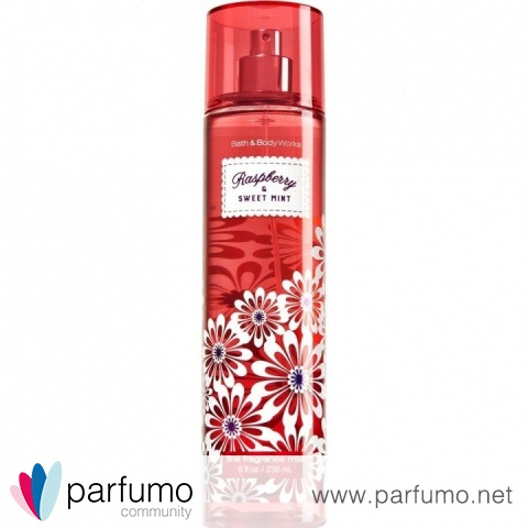 Raspberry & Sweet Mint by Bath & Body Works
