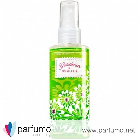 Gardenia & Fresh Rain by Bath & Body Works