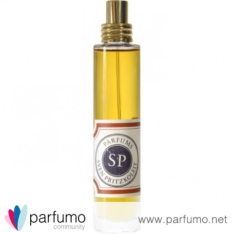 Incense Wood Spirit by Parfums Sven Pritzkoleit / SP Parfums
