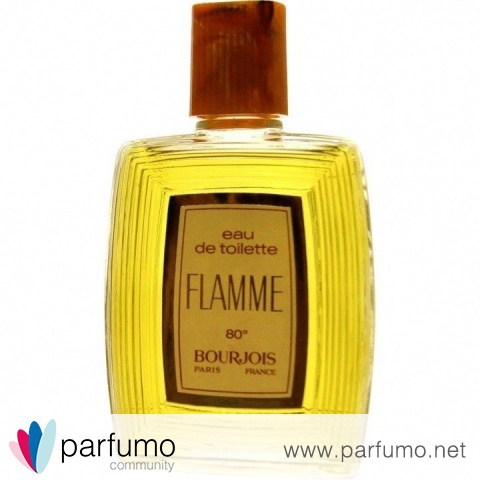 Flamme (1976) (Eau de Toilette) by Bourjois