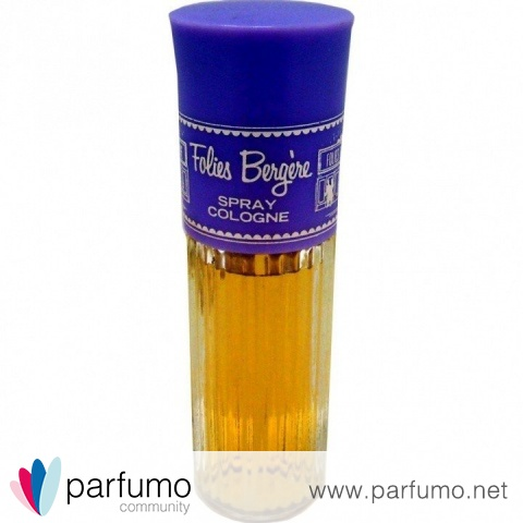 Folies Bergère by Bourjois