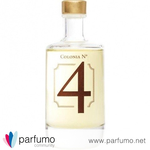 Colonia N°4 by Antica Barbieria Colla