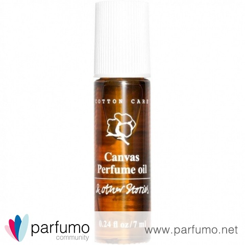 Canvas Perfume Oil von & Other Stories