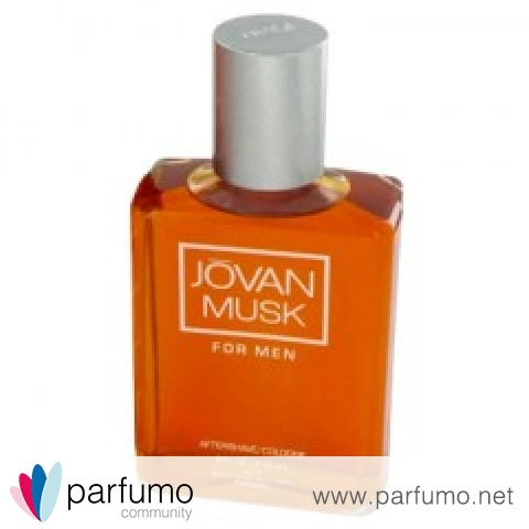 Musk for Men (Cologne) by Jōvan