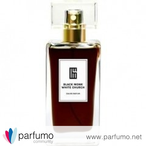 Black Monk White Church von G Parfums
