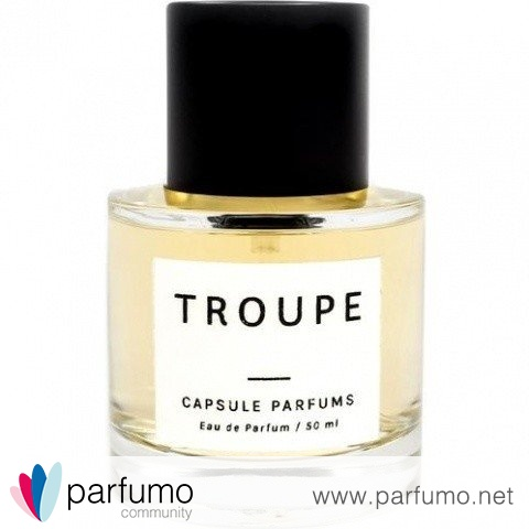 Troupe by Capsule Parfums