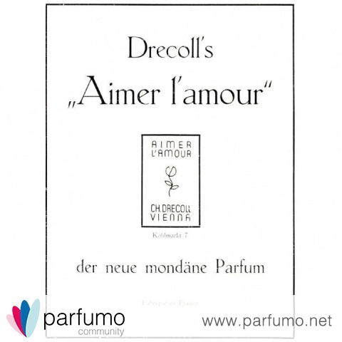 Aimer L'Amour by Drecoll