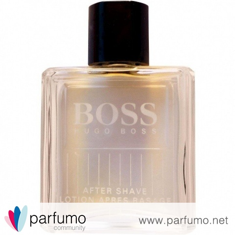 boss after shave
