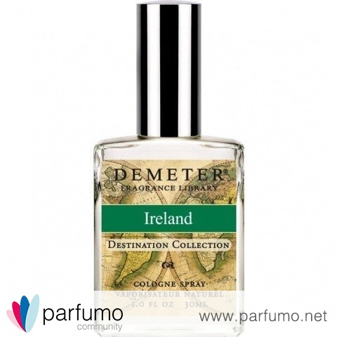 Destination Collection - Ireland by Demeter Fragrance Library / The Library Of Fragrance