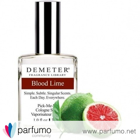 Blood Lime by Demeter Fragrance Library / The Library Of Fragrance
