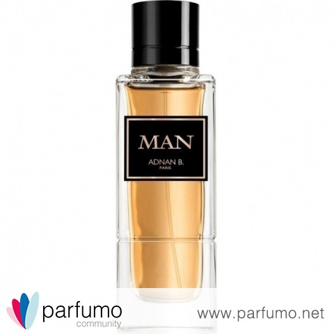 Man by Adnan B.