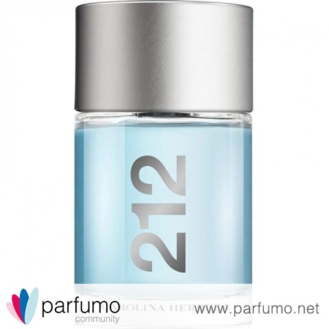 212 Men (After Shave) by Carolina Herrera