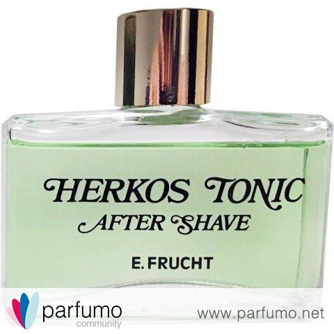 Herkos Tonic (After Shave) by Frau Elisabeth Frucht / Frucht Hannover