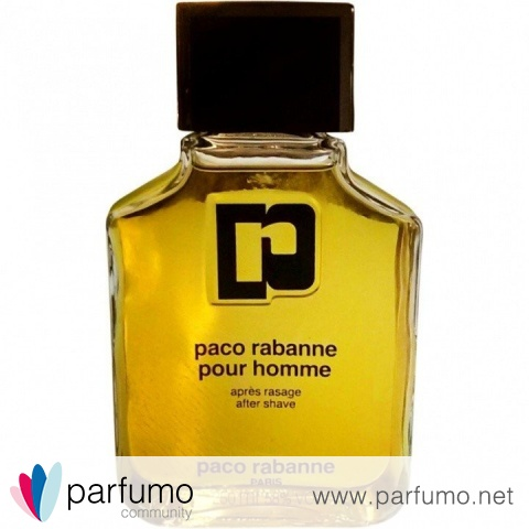 Paco Rabanne pour Homme (Après Rasage) by Paco Rabanne