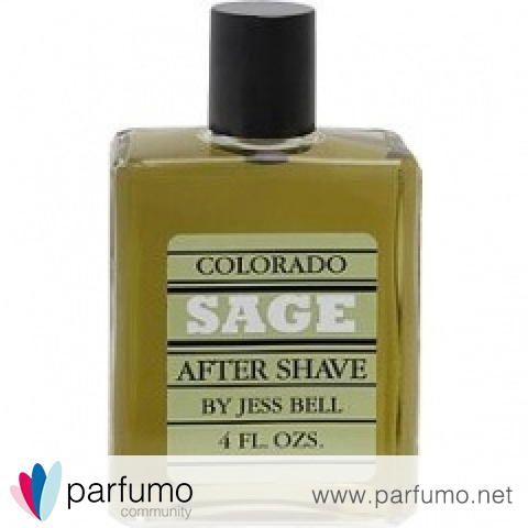 Colorado Sage by Jess Bell (After Shave) by Bonne Bell