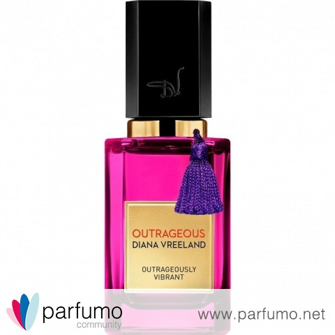 Outrageous - Outrageously Vibrant by Diana Vreeland