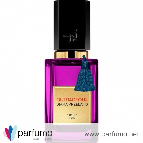 Outrageous - Simply Divine by Diana Vreeland