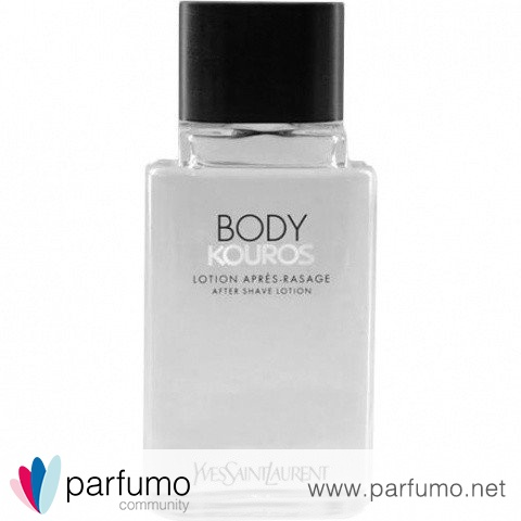 Body Kouros (Lotion Après-Rasage) by Yves Saint Laurent