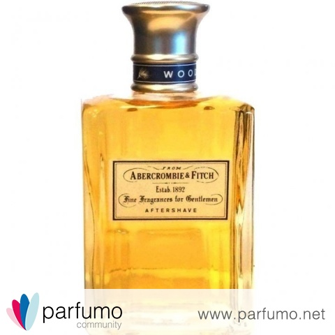 Woods (1997) (Aftershave) by Abercrombie & Fitch