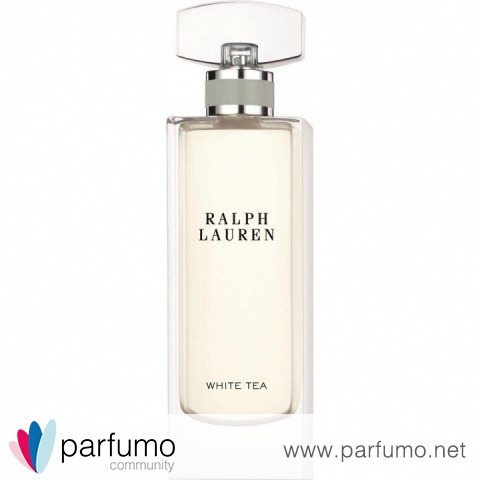 A Legacy of English Elegance - White Tea by Ralph Lauren