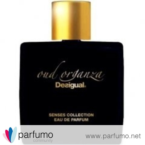 Senses Collection - Oud Organza by Desigual