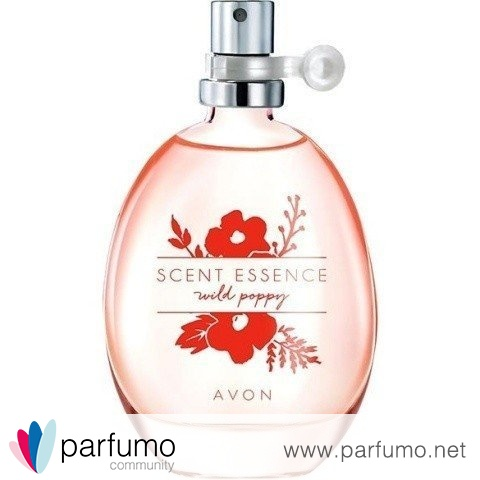 Scent Essence - Wild Poppy by Avon