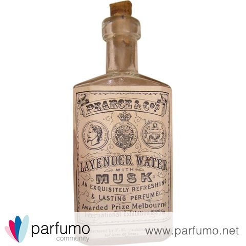 Lavender & Musk / Lavender with Musk by F. H. Faulding