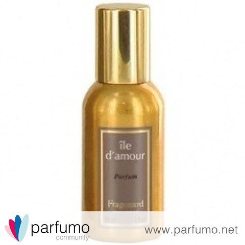 Ile d'Amour (Parfum) by Fragonard