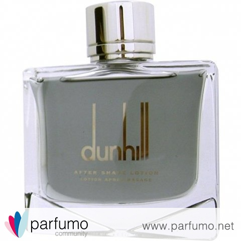 Dunhill Black (After Shave Lotion) by Dunhill