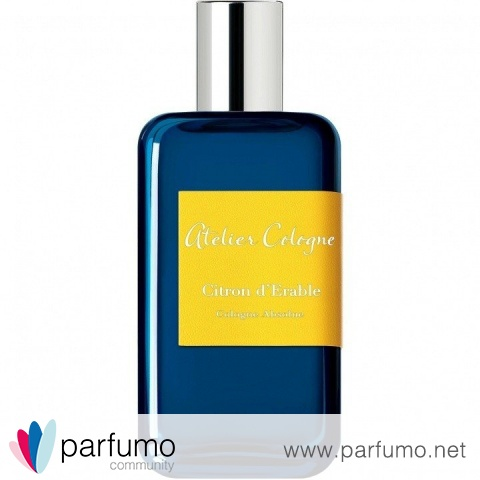 Collection Azur - Citron d'Érable von Atelier Cologne