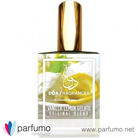 Vanilla Lemon Gelato by Dua Fragrances