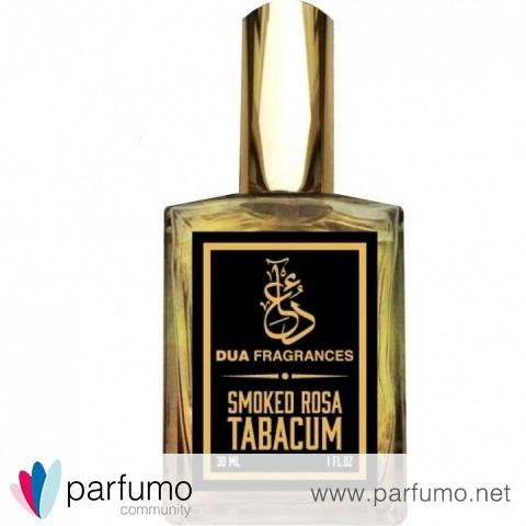 Smoked Rosa Tabacum by Dua Fragrances