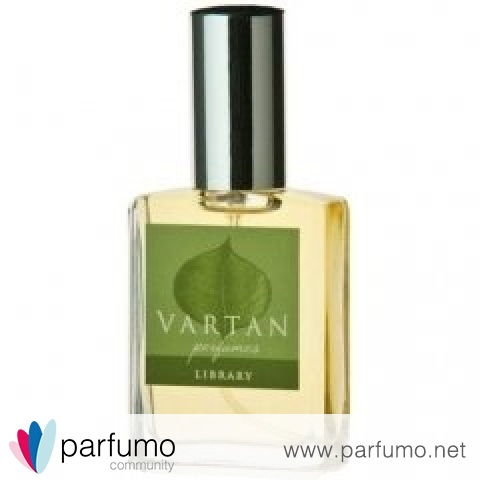 Library by Vartan Perfumes