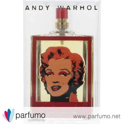 Marilyn (rouge) by Andy Warhol