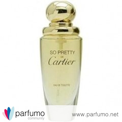So Pretty (Eau de Toilette) by Cartier