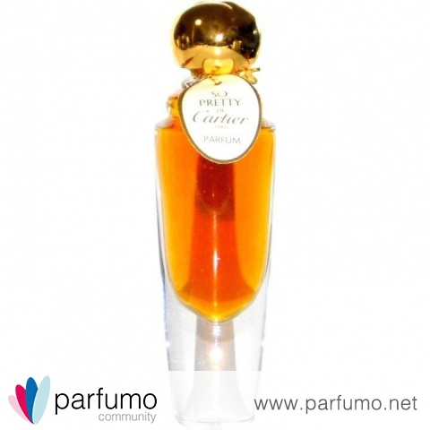 So Pretty (Parfum) by Cartier