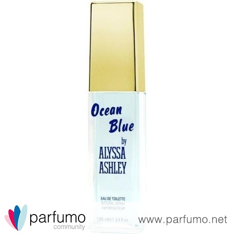 Ocean Blue (Eau de Toilette) by Alyssa Ashley