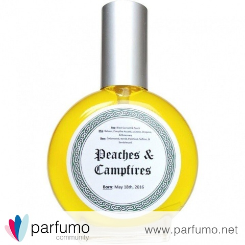 Peaches & Campfires by Gallagher Fragrances