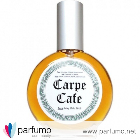 Carpe Cafe von Gallagher Fragrances