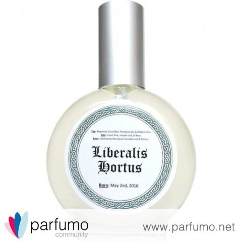 Liberalis Hortus von Gallagher Fragrances