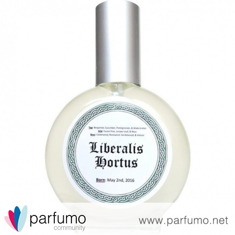Liberalis Hortus by Gallagher Fragrances
