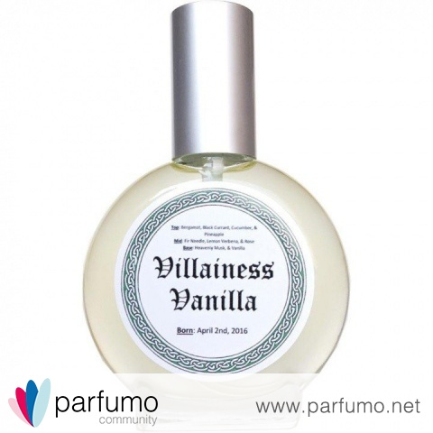 Villainess Vanilla by Gallagher Fragrances