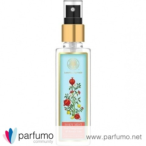Iced Pomegranate & Kerala Lime by Forest Essentials