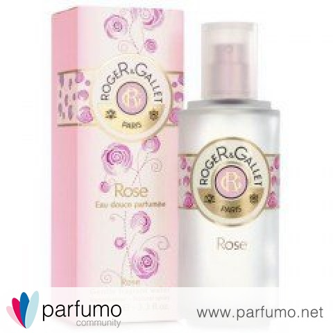 Rose by Roger & Gallet