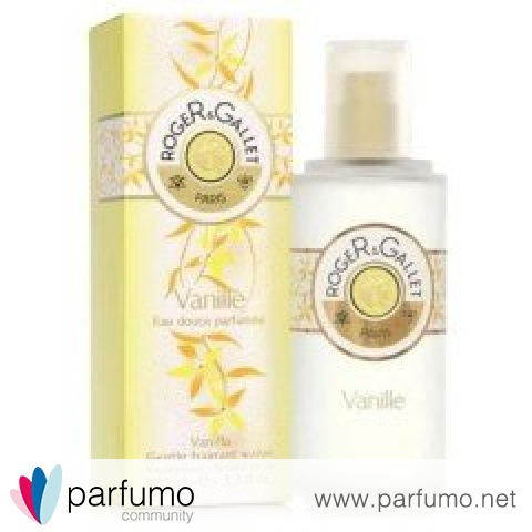 Vanille by Roger & Gallet