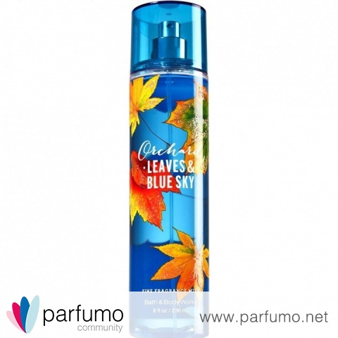 Orchard Leaves & Blue Sky by Bath & Body Works
