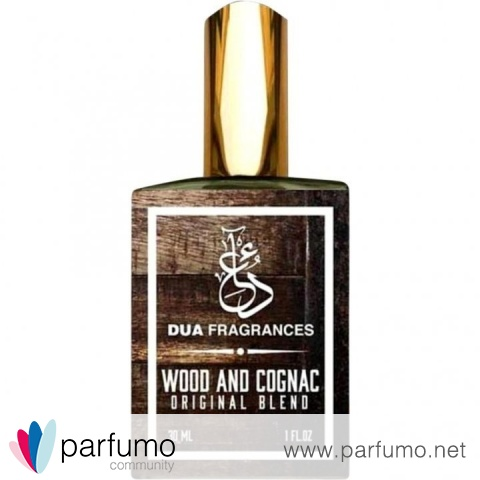Wood and Cognac by The Dua Brand / Dua Fragrances